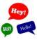 Как поздороваться без «Hello!» и «Hi!»